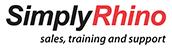 simply rhino logo